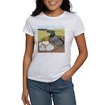 Trumpeter Pigeon Pair Women's T-Shirt