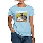 Trumpeter Pigeon Pair Women's Light T-Shirt