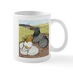Trumpeter Pigeon Pair Mug