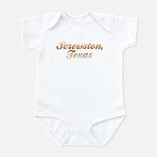 Screwston Texas Infant Bodysuit