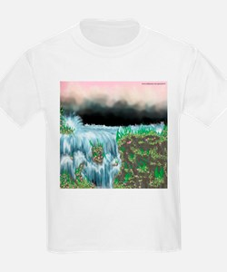 Ice Water River Blue T-Shirt