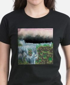 Ice Water River Blue Tee