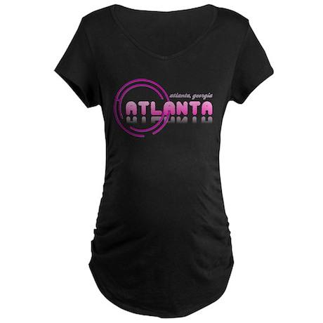 Atlanta Maternity Dark T-Shirt