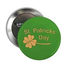 "St. Patricks Day 2.25"" Button"