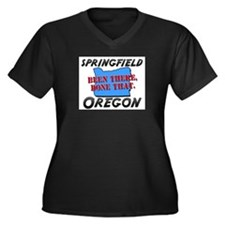 springfield oregon - been there, done that Women's