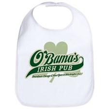 Obama's Irish Pub Bib