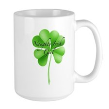 Naughty Irish Girl Mug