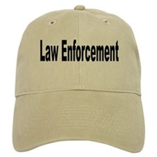 Law Enforcement Baseball Cap