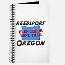 reedsport oregon - been there, done that Journal