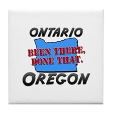 ontario oregon - been there, done that Tile Coaste