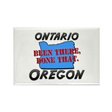 ontario oregon - been there, done that Rectangle M