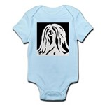 Lhasa Apso Rescue Infant Creeper