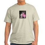 Lhasa Apso Rescue Ash Grey T-Shirt