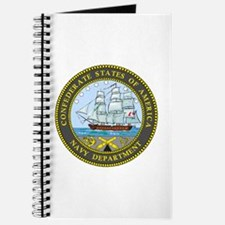 Seal of the Confederate Navy Journal