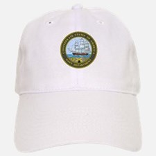 Seal of the Confederate Navy Baseball Baseball Cap