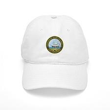 Seal of the Confederate Navy Baseball Cap