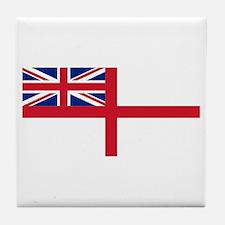 Royal Navy Tile Coaster