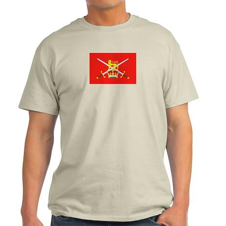 British Army Light T-Shirt