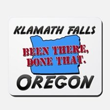 klamath falls oregon - been there, done that Mouse