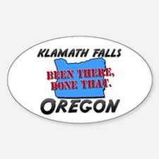 klamath falls oregon - been there, done that Stick