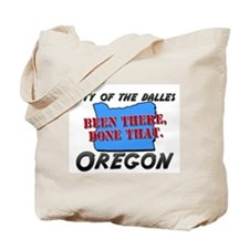 city of the dalles oregon - been there, done that