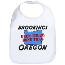 brookings oregon - been there, done that Bib