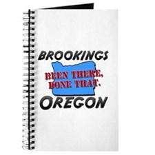 brookings oregon - been there, done that Journal