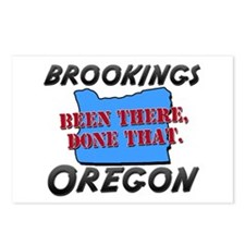 brookings oregon - been there, done that Postcards
