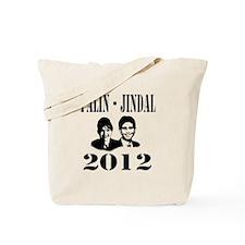Palin - Jindal 2012! Tote Bag