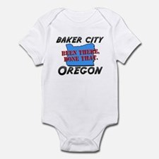 baker city oregon - been there, done that Infant B