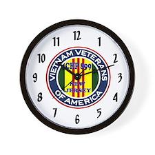 VVA Chp 899 Wall Clock