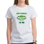 Las Vegas St. Patrick's Day Mugs Women's T-Shirt