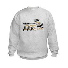 Crooner Crow Sweatshirt