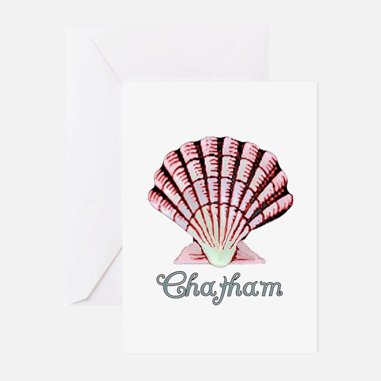 Chatham Shell Greeting Cards (Pk of 10)