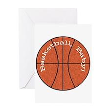 Basketball, Baby! Greeting Card
