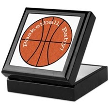 Basketball, Baby! Keepsake Box