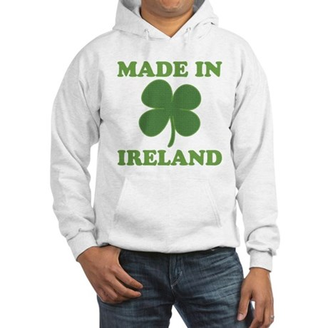Made in Ireland Hooded Sweatshirt