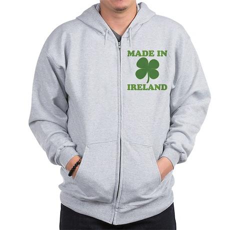 Made in Ireland Zip Hoodie