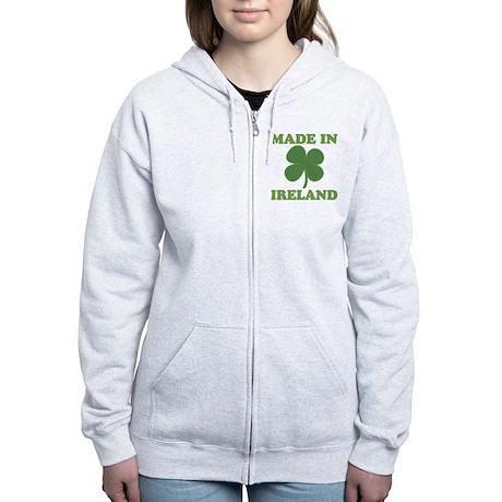 Made in Ireland Women's Zip Hoodie