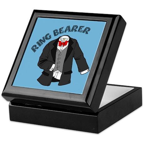 Ring Bearer Gift Keepsake Box