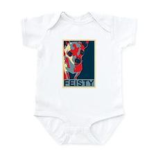 Vote Chihuahua Infant Bodysuit