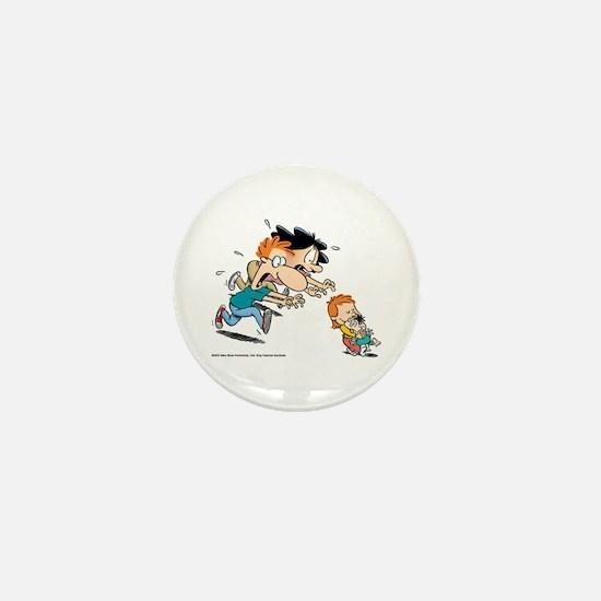 Cute Zoe Mini Button