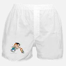 Unique Bike baby Boxer Shorts