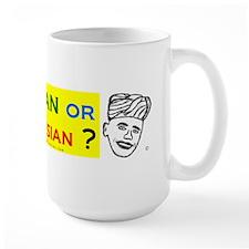 Obama Kenyan or Indonesian? Mug