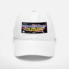Obamaconomy-blue Baseball Baseball Cap