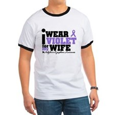 I Wear Violet For My Wife T