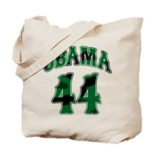 Obama Camo 44th President Tote Bag