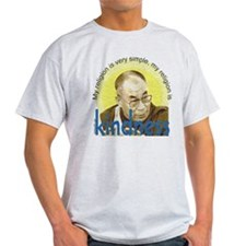 Kindness Dalai Lama Quote T-Shirt