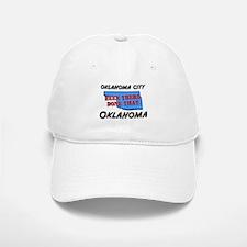 oklahoma city oklahoma - been there, done that Baseball Baseball Cap