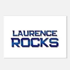 laurence rocks Postcards (Package of 8)